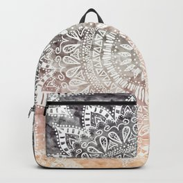 BOHEMIAN HYGGE MANDALA Backpack