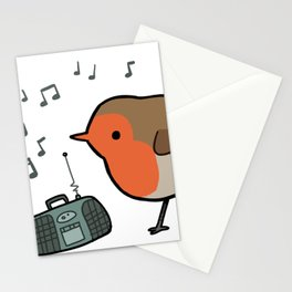 rockin out Stationery Cards