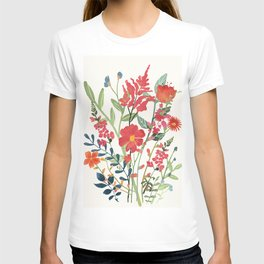 Beautiful Flowers T-shirt