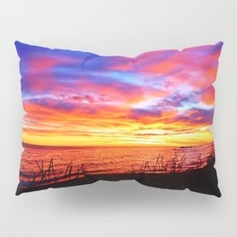 Morning Explosion of Colors Pillow Sham