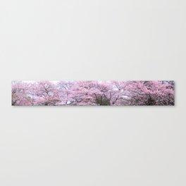 The Cherry Blossom, Tokyo Canvas Print