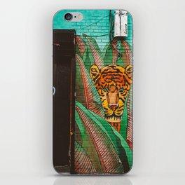 Brooklyn Jungle iPhone Skin