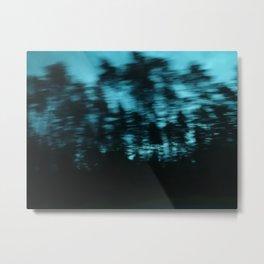 Dark Woods II Metal Print