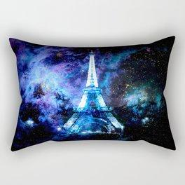 paRis galaxy dreams Rectangular Pillow