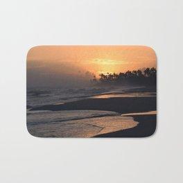 Photo 51 Ocean Beach Sunset Bath Mat