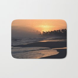 Photo 51 Ocean Beach Sunset Bath Mat