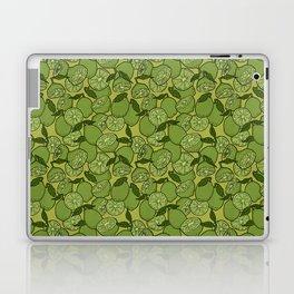 Lime Greenery Laptop & iPad Skin