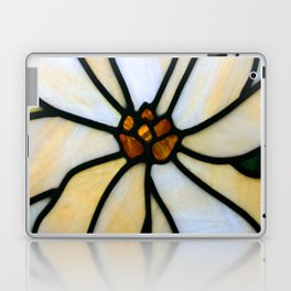Glass flower Laptop & iPad Skin