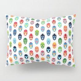 Lucha libre mask pattern Pillow Sham