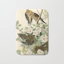 Carolina Turtle Dove (Zenaida macroura) Bath Mat