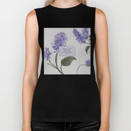 You make me love you...Theodore Finch. All The Bright Places. Biker Tank