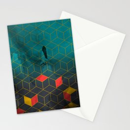 Shuttle Rising Stationery Cards