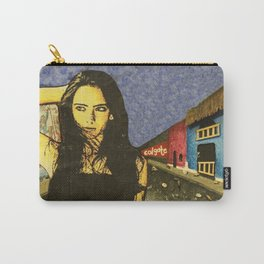 Nicaraguan Streets Carry-All Pouch