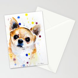 Chihuahua Stationery Cards