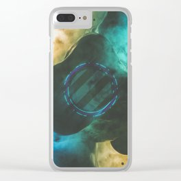 summoning chaos Clear iPhone Case
