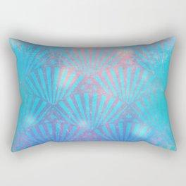 She Loves Seashells Rectangular Pillow
