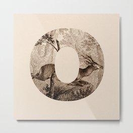 O Deer Metal Print
