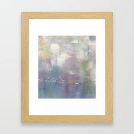 Reflex, water 1996 Framed Art Print