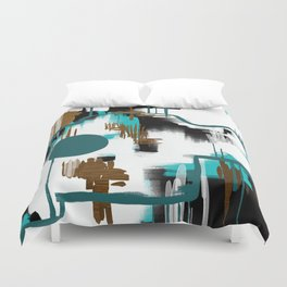 Deco Night Duvet Cover