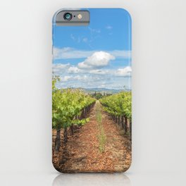 Grapevines iPhone Case