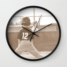 Number 12 Wall Clock