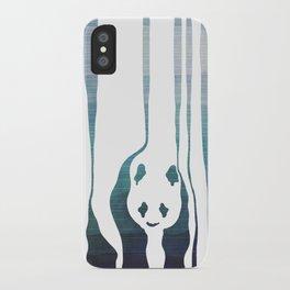Panda's Way iPhone Case