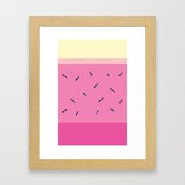Strawberry II Framed Art Print