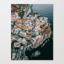 Italy - Cinque Terre Canvas Print