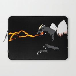 Godzilla vs. SpaceGodzilla Laptop Sleeve