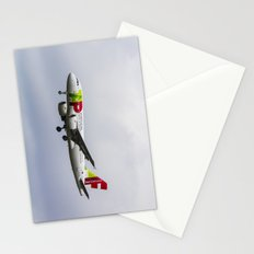 Air Portugal Airbus A319 Stationery Cards