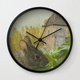 Peter Wall Clock
