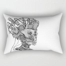 biomechanical sounds Rectangular Pillow