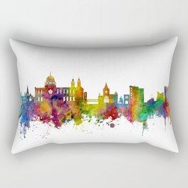 Galway Ireland Skyline Rectangular Pillow