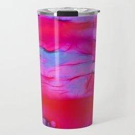 Pink Storm Travel Mug