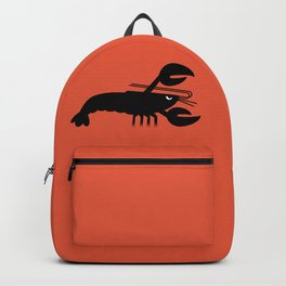 Angry Animals - Lobster Backpack