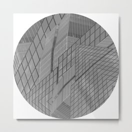 Echo Metal Print