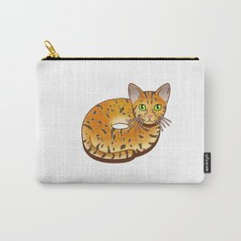 Bengal Bagel Carry-All Pouch