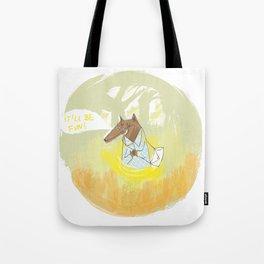 il lupo Tote Bag