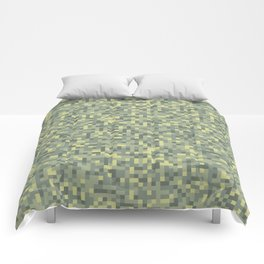 Modern Military camouflage pattern 1 Comforters