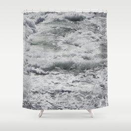 Salty Milkshake Shower Curtain