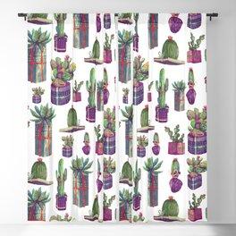 Pcket cactus Blackout Curtain