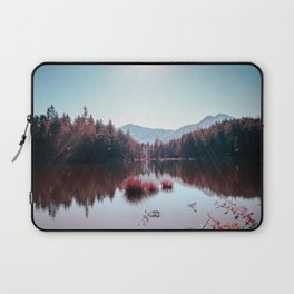 Winter Lake Laptop Sleeve