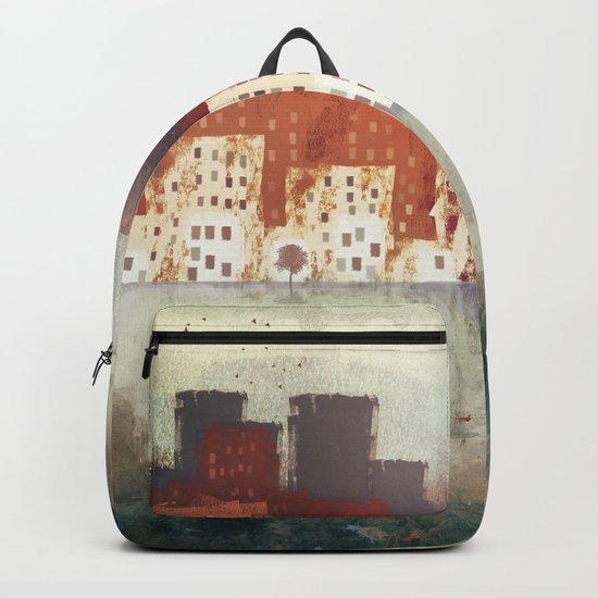 City Rain Backpack