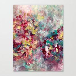 CANDY WRAPPERS Canvas Print