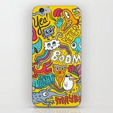 AW YEA! iPhone & iPod Skin