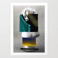 Corpsica 4 Art Print
