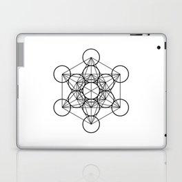 Metatron's Cube Laptop & iPad Skin