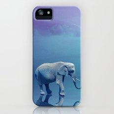 Lonely Elephant Slim Case iPhone (5, 5s)