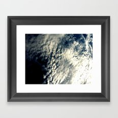 Two Forces Framed Art Print