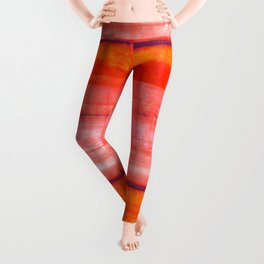 Summer heat Leggings